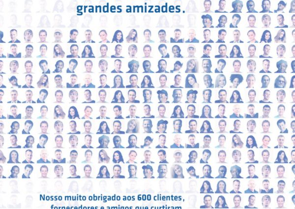 Compartilhando grandes amizades - Inteligencia Marketing