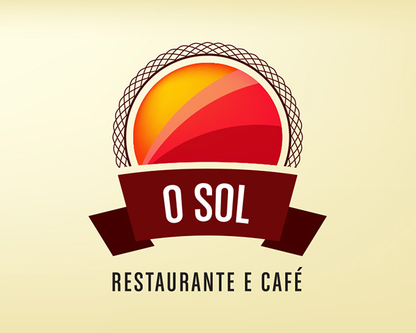 Inteligencia Marketing - MARCA E PAPELARIA RESTAURANTE O SOL - 035_osol_600x480px_marca