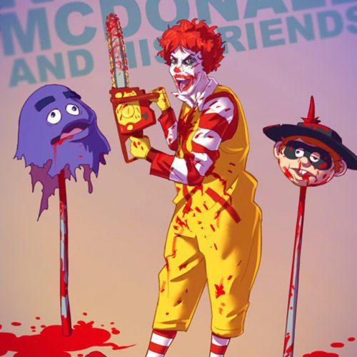 Ilustrações da nossa infância não tão inocentes! - Inteligencia Marketing