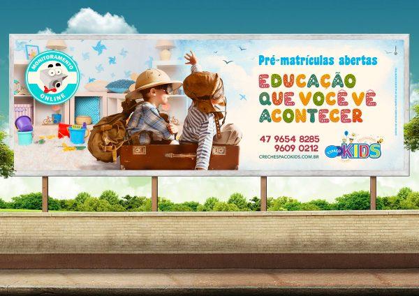 ESPAÇO KIDS – CAMPANHA DE PRÉ-MATRÍCULA - Inteligencia Marketing