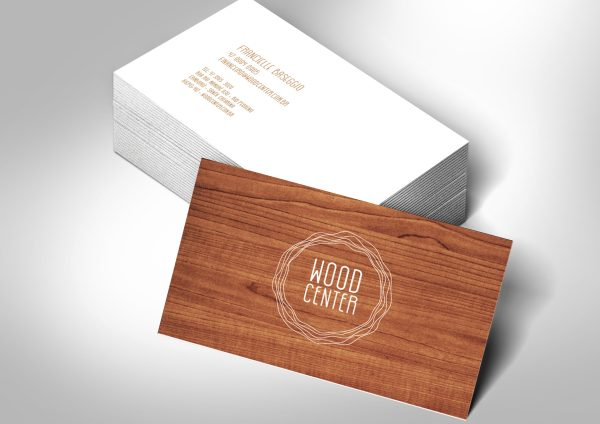 WOOD CENTER – NOVA IDENTIDADE - Inteligencia Marketing