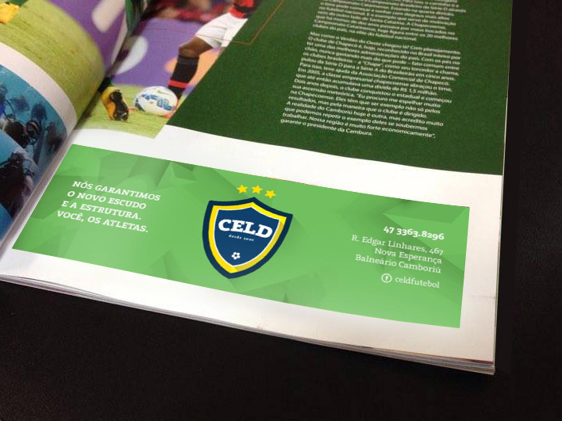Inteligencia Marketing - CELD – NOVA IDENTIDADE - 1436-15-CELD-Anencio-revista-Acibalc-mockup