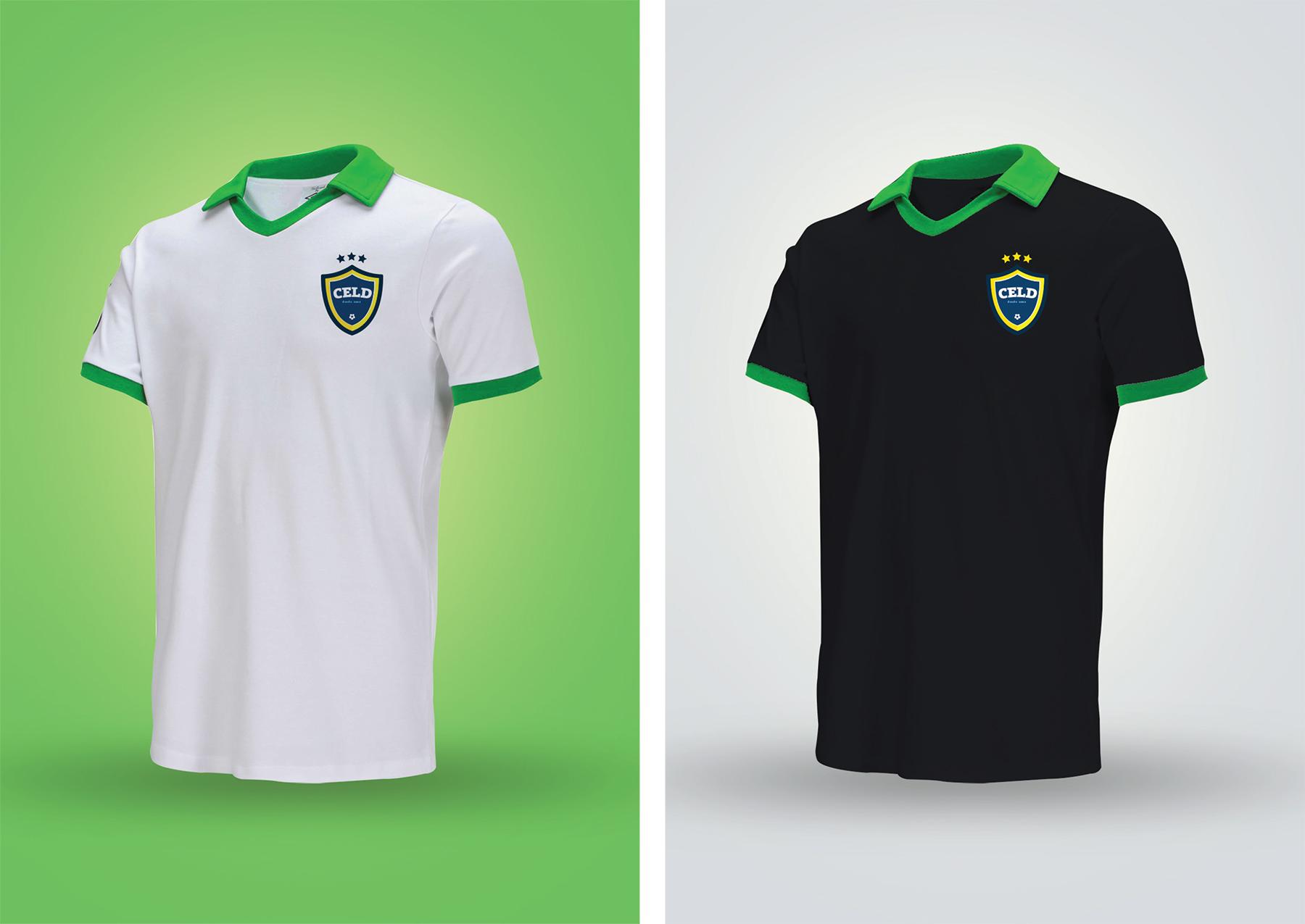 Inteligencia Marketing - CELD – NOVA IDENTIDADE - camisas