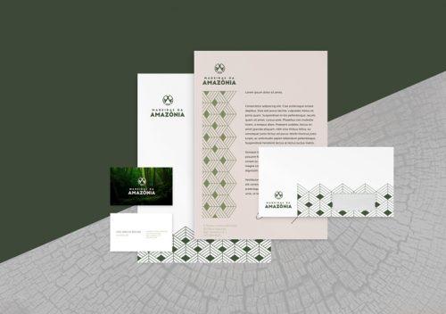 Madeiras da Amazônia – Identidade visual - Inteligencia Marketing
