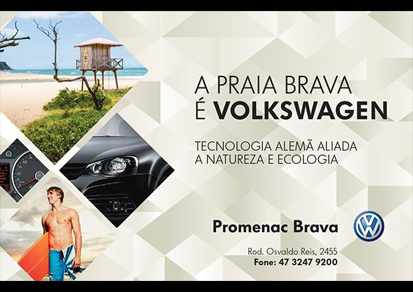 Agora a Brava é Volkswagen! - Inteligencia Marketing