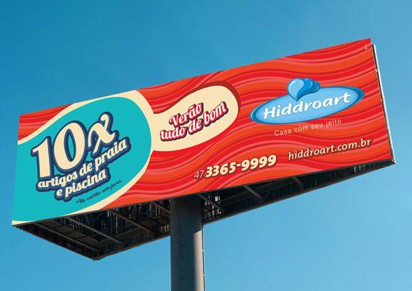 Verão Tudo de bom é na Hiddroart - Inteligencia Marketing