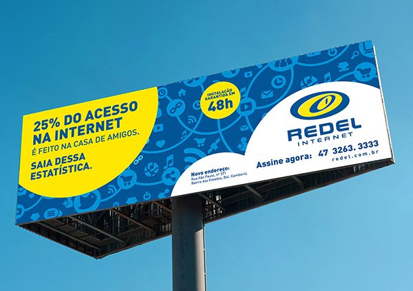 REDEL EM NOVA CAMPANHA INSTITUCIONAL - Inteligencia Marketing