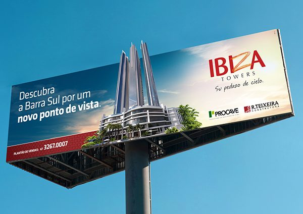 IBIZA TOWERS EM NOVA CAMPANHA - Inteligencia Marketing
