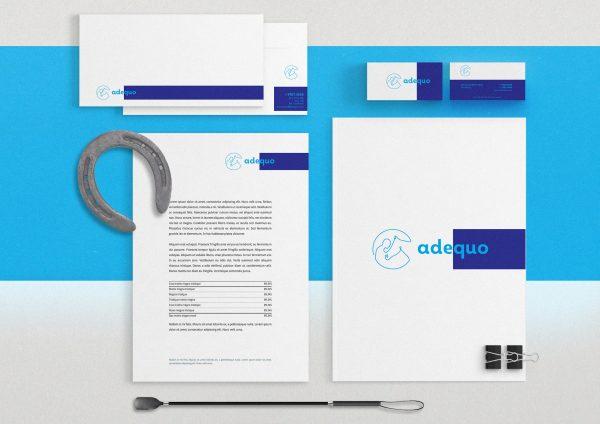 ADEQUO – NOVA IDENTIDADE - Inteligencia Marketing