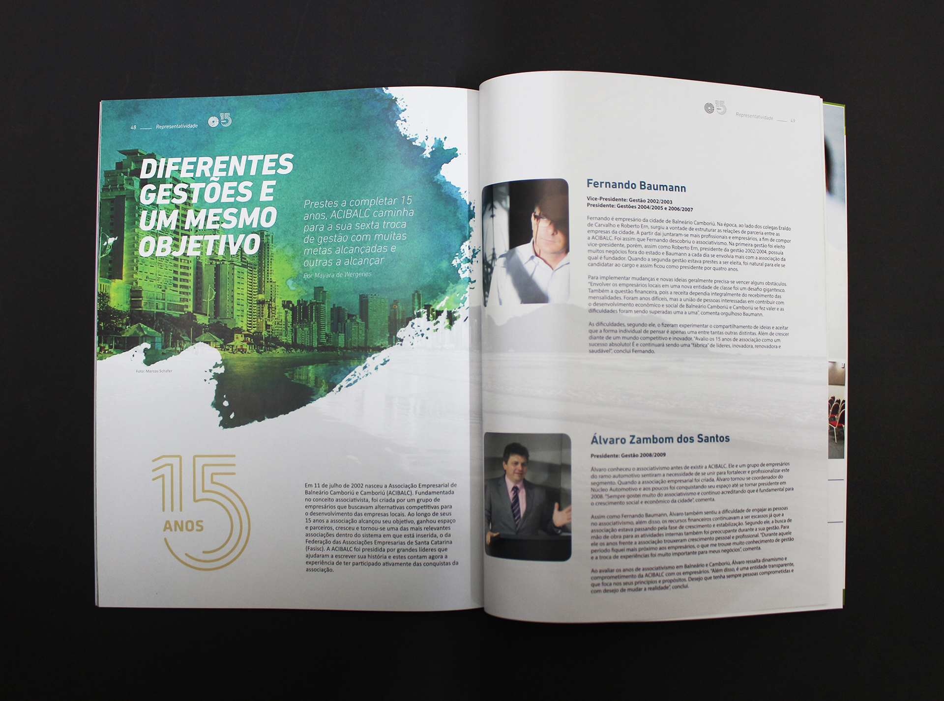 Inteligencia Marketing - ACIBALC – REVISTA SETOR EMPRESARIAL - 9324ef52533989.5913d593a07da
