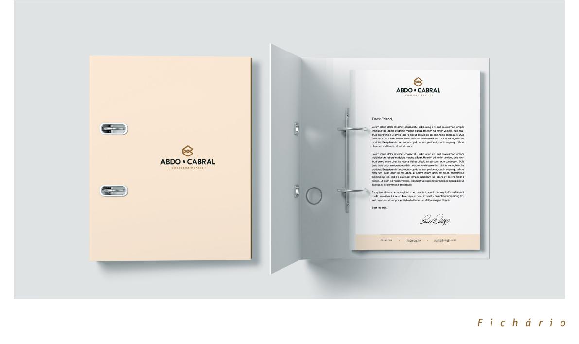 Inteligencia Marketing - Abdo & Cabral – Identidade Visual - Abdoecabral13